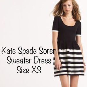Kate Spade Soren Sweater Dress